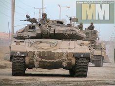 IDF Merkava 3D & Nagmachon
