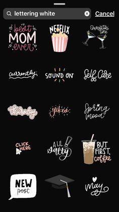 Instagram Words, Instagram Emoji, Iphone Instagram, Instagram Frame, Story Instagram, Instagram And Snapchat, Insta Instagram, Instagram Quotes, Creative Instagram Photo Ideas