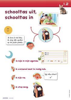 be Leerladders Klasposters Back 2 School, School Hacks, Work Inspiration, Occupational Therapy, School Classroom, Special Needs, Kids Education, Classroom Management, Kids Learning