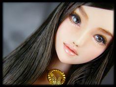 "★ = daughter = custom head (Obitsu 01) ""Konomi"" ★"