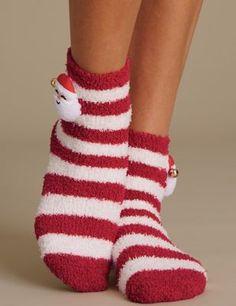 3D Santa Socks from M&S £5.00