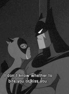 Catwoman And Batman Batgirl, Catwoman Y Batman, Catwoman Cosplay, Dc Comics, Batman Love, Comic Art, Comic Books, D Mark, Beautiful Disaster