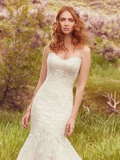 "Maggie Sottero | Avery Collection | ""CALLIE"""