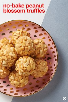 Do the truffle! Try this easy and delicious no-bake holiday peanut truffle recipe with peanut butter and crushed peanuts. They're the perfect bite-sized dessert or treat.