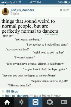 Dance  Ballerina  Funny