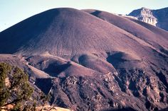 Arizona has two active volcanoes, the famous Sunset Crater, and this one located near the North Rim of the Grand Canyon. In the past, lava flows have spilled over the canyon walls and even blocked the Colorado River. For more info, see: http://www.tanocalvenoa.com/home/active-volcano-in-arizona-usa-uinkaret-volcanic-field