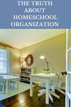 The Truth About Homeschool Organization -http://www.tidbitsofexperience.com/wp-content/uploads/2016/03/THE-TRUTH-ABOUT-HOMESCHOOL-ORGANIZATION-640x960.jpg http://www.tidbitsofexperience.com/truth-homeschool-organization/