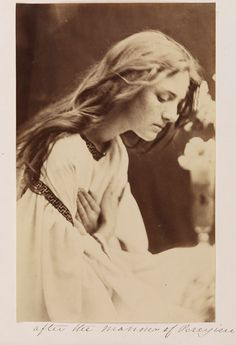 Science Museum lines up major Julia Margaret Cameron show for autumn After the Manner of Perugino © National Media Museum, Bradford Old Photography, History Of Photography, Portrait Photography, Victorian Photography, Julia Margaret Cameron Photography, Julia Cameron, Vintage Photographs, Vintage Photos, Modern Photographers