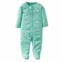 Carter s Bow Footed Pajamas - Baby Babies R Us 99abad404