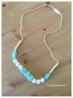 Little Sunshine Boutique Teething Necklace — Simply Annie