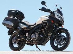 Moto-Station essaie la Suzuki DL 650 V-Strom 2011