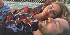 La romántica felicitación de cumpleaños de Rosanna Zanetti a David Bisbal