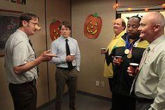 The Office / Thursdays / 9/8c / #TheOffice / NBC / Halloween