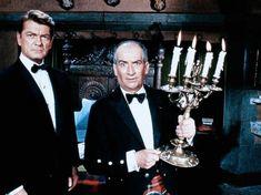 "Diapo Louis de Funès ""Fantomas contre Scotland Yard"", en 1967."