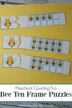This is a post by Free Homeschool Deals contributor, Tara at Homeschool Preschool. Now that spring has arrived and the flowers are blooming, the bees are bac