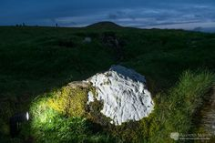 Megalithic art Cairn W Loughcrew