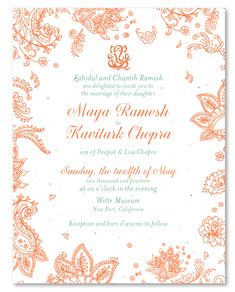 affordable indian wedding invitations