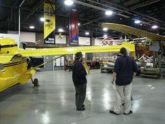 Bush Plane Museum, Sault Ste Marie, ONTARIO (Just across the border)