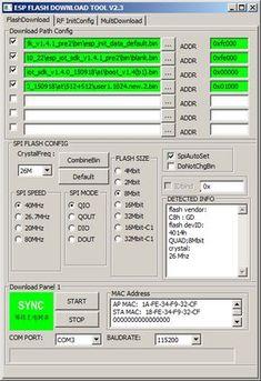 Update the Firmware in Your ESP8266 Wi-Fi Module
