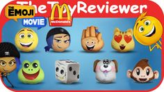 Check out the Complete Set of 8 Emoji Movie Happy Meal Toys from McDonalds here: https://www.youtube.com/watch?v=R1w3Hc1lSfM