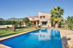 Ferienhaus Guillermo bei Lloseta auf Mallorca mit Pool
