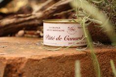 Pâté de canard à l'armagnac, Hautes-Pyrénées. L'épicerie fine française.