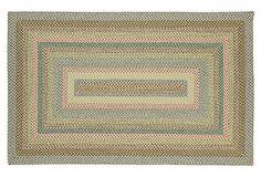 Carlsbad Outdoor Rug, Brown/Multi on OneKingsLane.com