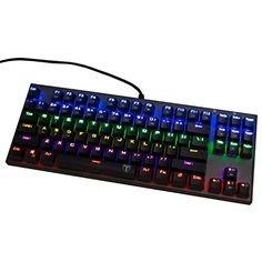 ONEMORESTM 5500 DPI 7 Button LED Optical USB Wired Gaming Mouse Mice For Pro Gamer *** For more information, visit image link.