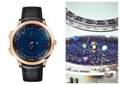 A planetarium on your wrist.