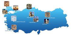 Ortak mirasımızın haritası