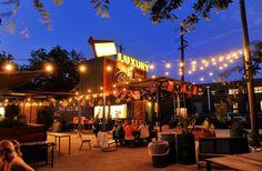 5 Restaurantes Container de Sucesso!
