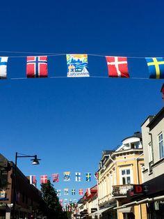 Karlshamn. Sweden
