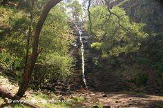 Silverband Falls  Grampians National Park, Victoria, Australia