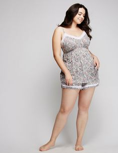 Plus Size Sleepwear & Women's Loungewear | Lane Bryant                                                                                                                                                                                 More