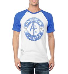 Men's Tops | American Fighter American Fighter, Tank Man, Mens Fashion, Mens Tops, T Shirt, Clothes, Shoes, Moda Masculina, Supreme T Shirt