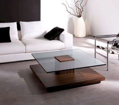 Wooden Office Furniture Coffee Tables 29 New Ideas Centre Table Design, Tea Table Design, Coffe Table, Coffee Table With Storage, Centre Table Living Room, Central Table, Home And Deco, Modern Table, Table Furniture