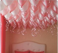 Pink 100 pcs Helium Pearl Circle Balloons Birthday Christmas Party Decoration wholesale 10 inch balloon free shipping-in Balloons from Toys  Hobbies on Aliexpress.com $4.85