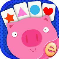 Formas Match! Forma Game Learning for Kids por Eggroll Games LLC
