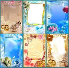 Best Wedding Frames PSD