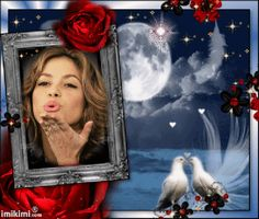 Beso dulce beso Once Upon A Time, Beautiful Pictures, Valentines, Day, Frame, Painting, Home Decor, Sweet Kisses, Projects