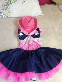 cowgirl costume Cowgirl Dress Up, Cowgirl Tutu, Cowgirl Party, Farm Costumes, Cute Costumes, Dance Costumes, Cow Girl, Girls Western Wear, Pageant Wear