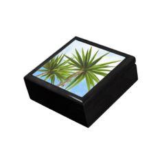 Palm Trees Gift Box