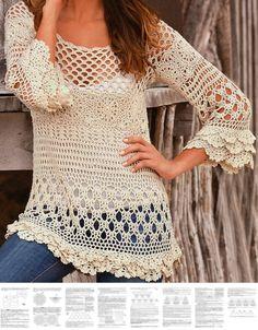 Die 264 Besten Bilder Von Häkeln Crochet Clothes Crochet Dresses