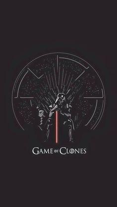 Darth Vader in the Clone Wars #starwars
