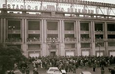The Santiago Bernabeu Stadio, Real Madrid in the Real Madrid, The Past, Multi Story Building, Around The Worlds, 1970s, Twitter, Saint James