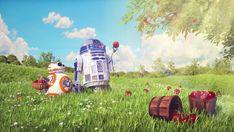 Digital art by Kyle Hagey - Ego - AlterEgo Star Wars Love, Star Wars Art, 3d Studio, Star Wars Characters, Disney Characters, Obi Wan, Disney Wallpaper, Retro Wallpaper, Free Prints