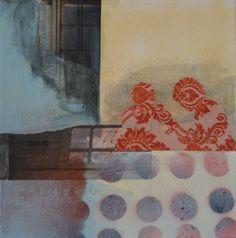 Arbeiten auf Leinwand Works On Canvas xxx, Cordula Kagemann