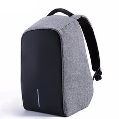 Anti-theft Laptop Backpack with external USB Charging- Dashlux  #bagshoppe #bagpack #bag #antitheft #traveltips #bestbag #fashionblog #fashionblog #fashionbloggers #lifestyleblogger #lifestyle #bagno #collegetips #collegelife #officesupplies #office #hiking #camping #dashlux #luggage #suitcase