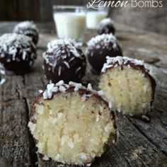 LOADS of raw cookie recipes!!  Raw-Chocolate-Covered-Lemon-Bombs1