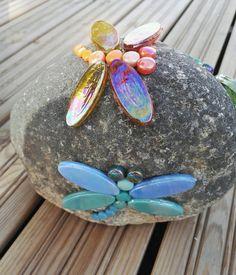 Sudenkorennot kivellä, askartelu, mosaiikki